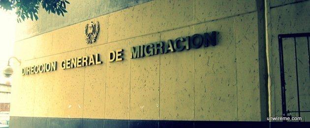 Dirección General de Migración Guatemala