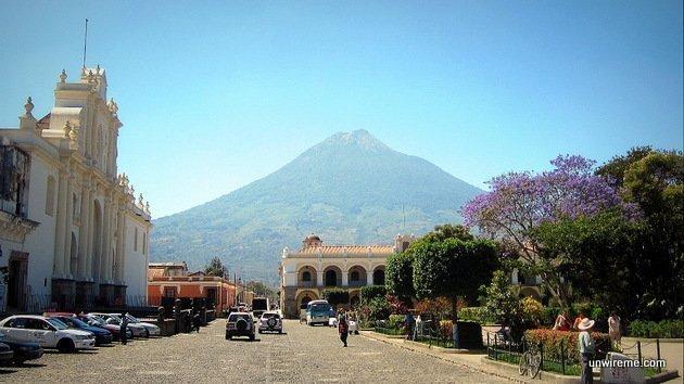 Antigua Guatemala rentals