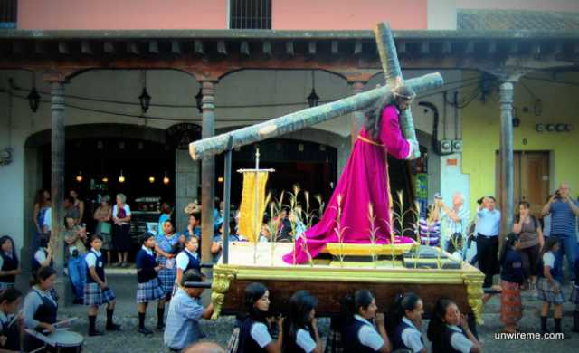 school-sponsored procession