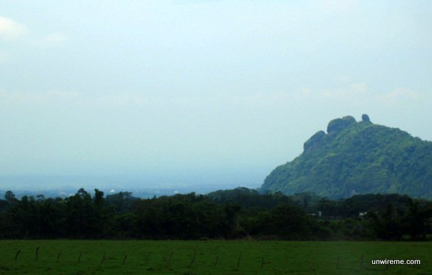 Guatemalan landscape