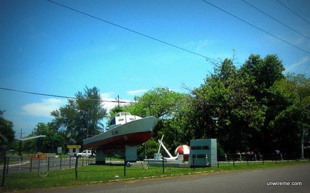 Guatemalan Naval Base