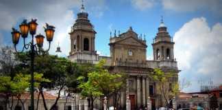 Catedral Metropolitana - Metropolitan Cathedral - Guatemala City