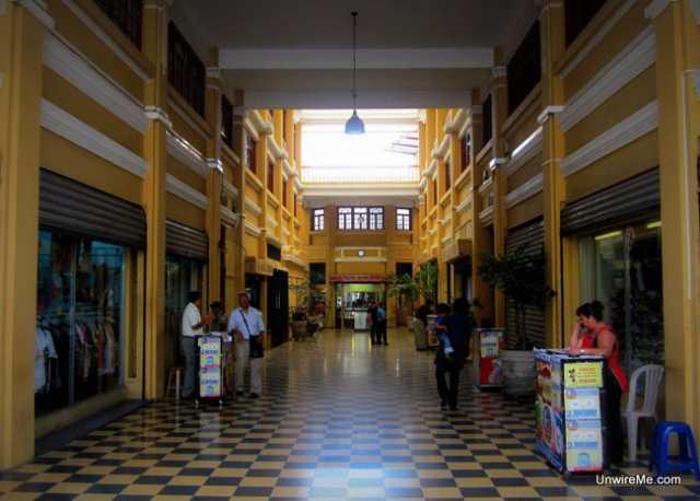 Pasaje Rubio, Guatemala City