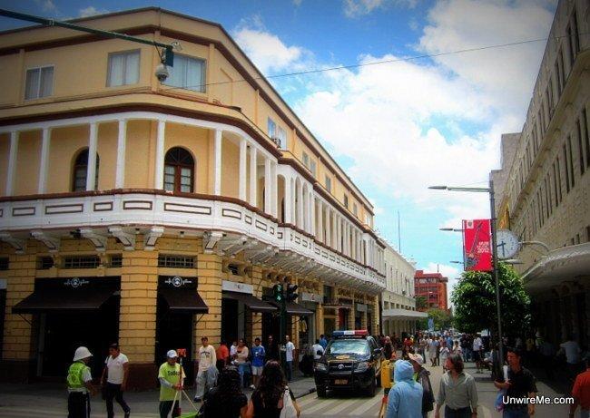 Hotel Astoria _ Panamerican - Sexta Avenida, Guatemala City
