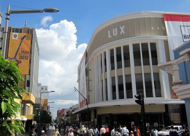 Cine Lux - Sexta Avenida, Guatemala City