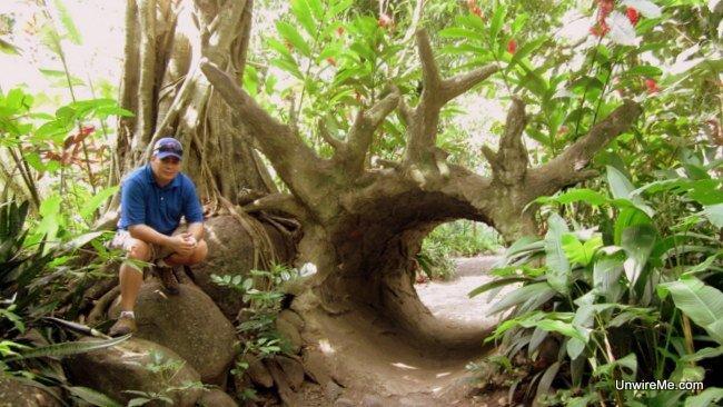 trail at AutoSafari Chapin Guatemala