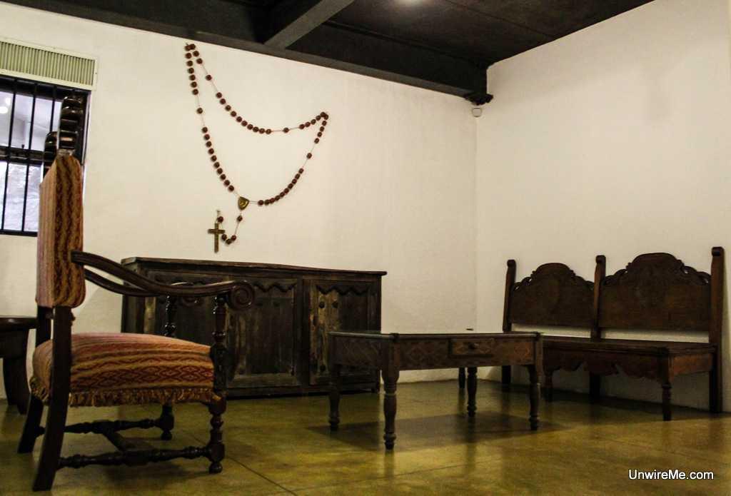 Inside John Paul's Museum