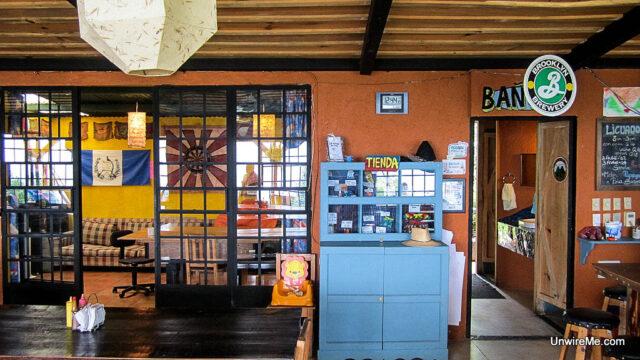 Earth Lodge Antigua Guatemala thanksgiving day menu