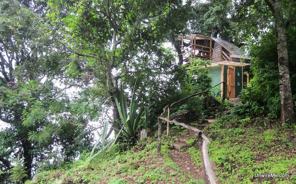 treehouse, Earth Lodge Antigua Guatemala