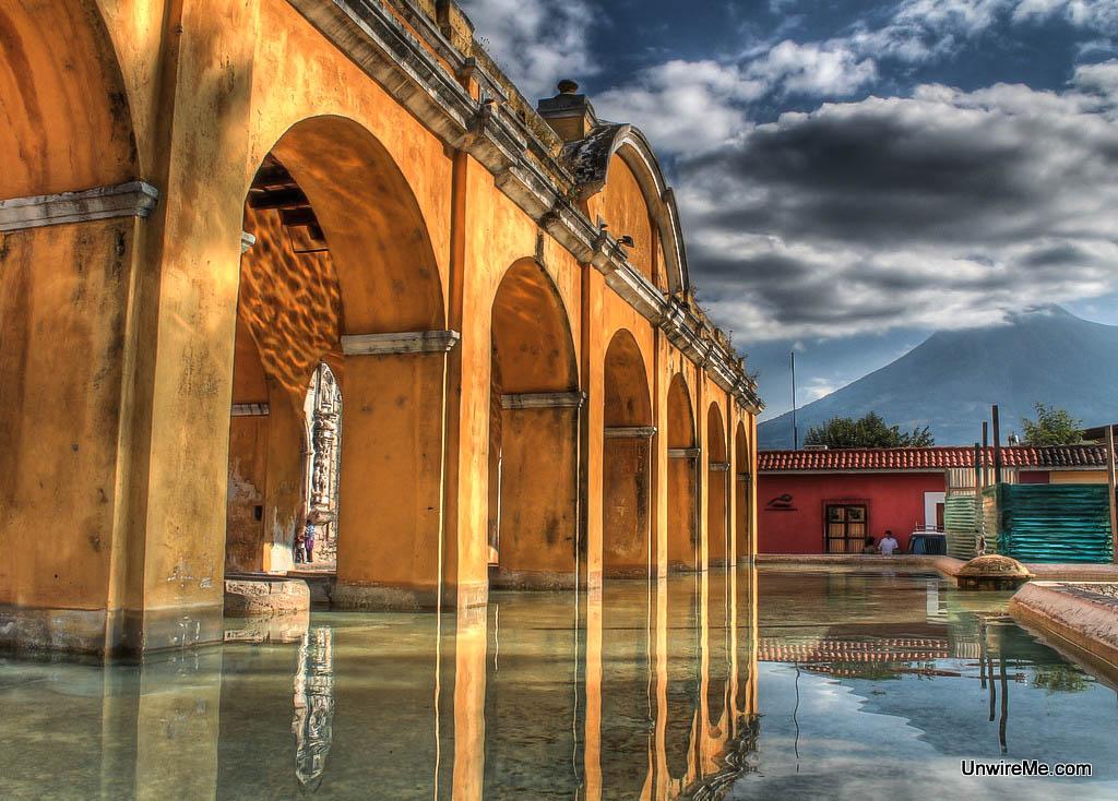 Water Tank Antigua Guatemala