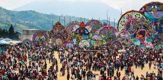 Sumpango Kite Festival