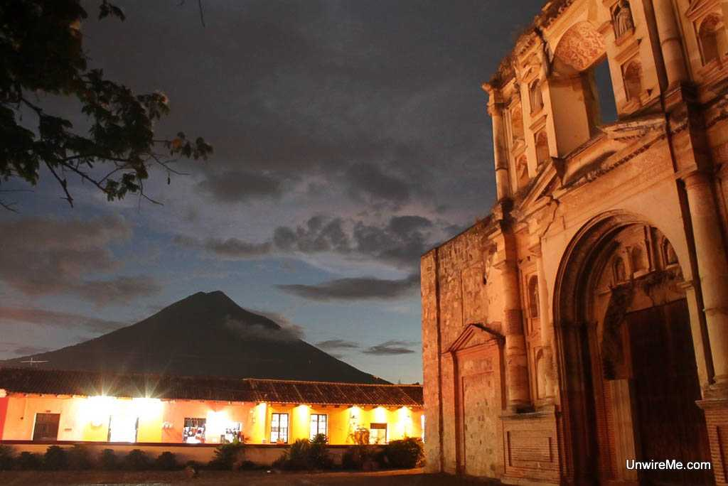 Antigua Guatemala is easily accessible