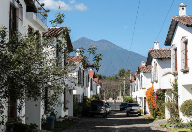 renting in Antigua Guatemala