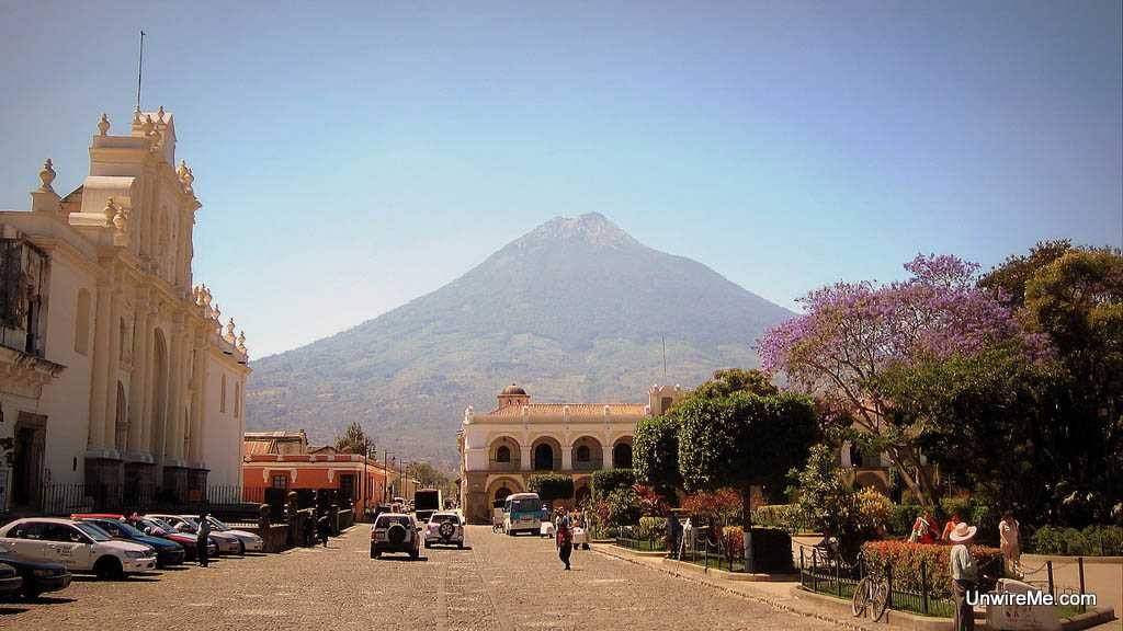 Expats love Antigua Guatemala's weather
