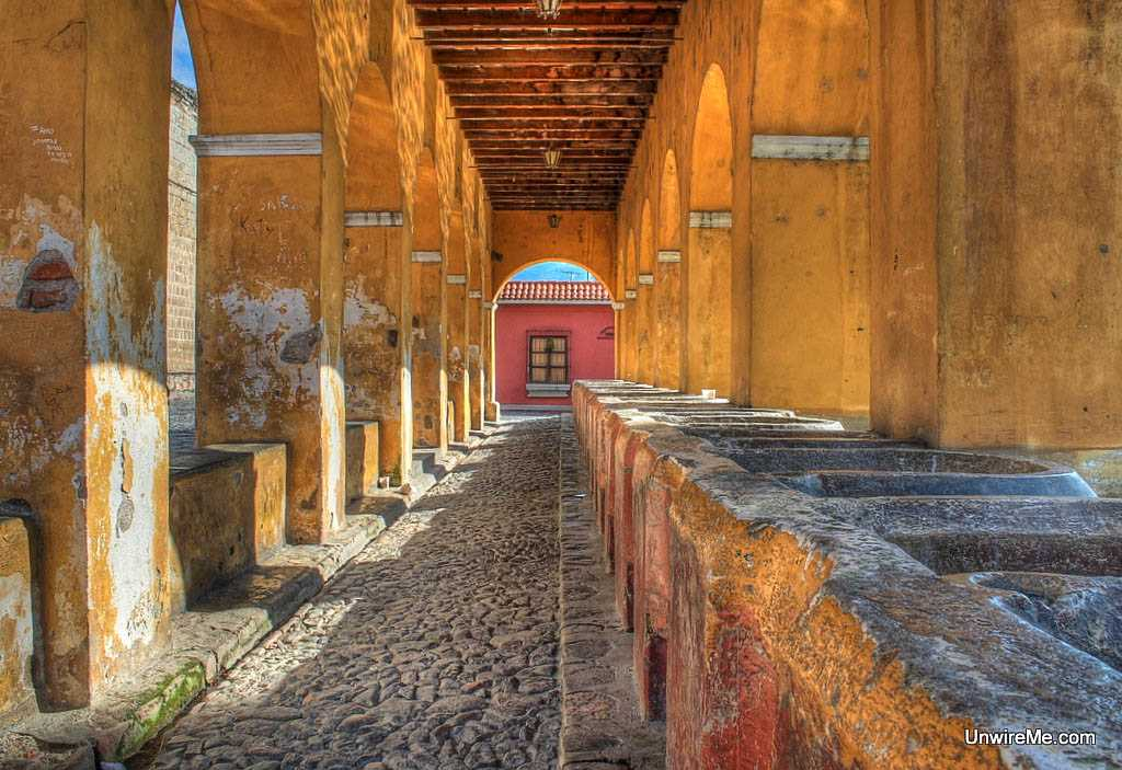 Antigua Guatemala is a pleasure to walk around in
