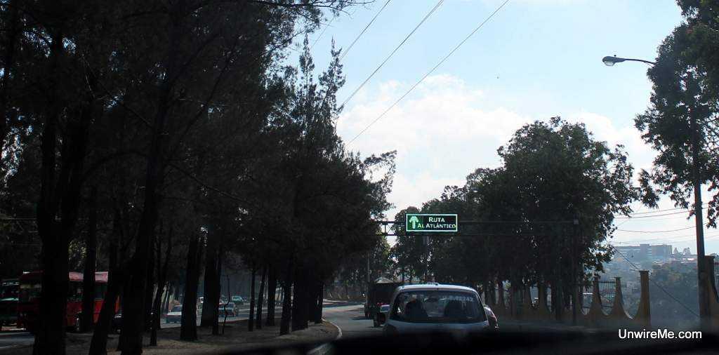 Ruta al Atlantico Guatemala