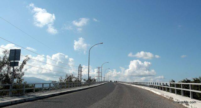 Rio Dulce Bridge, Guatemala