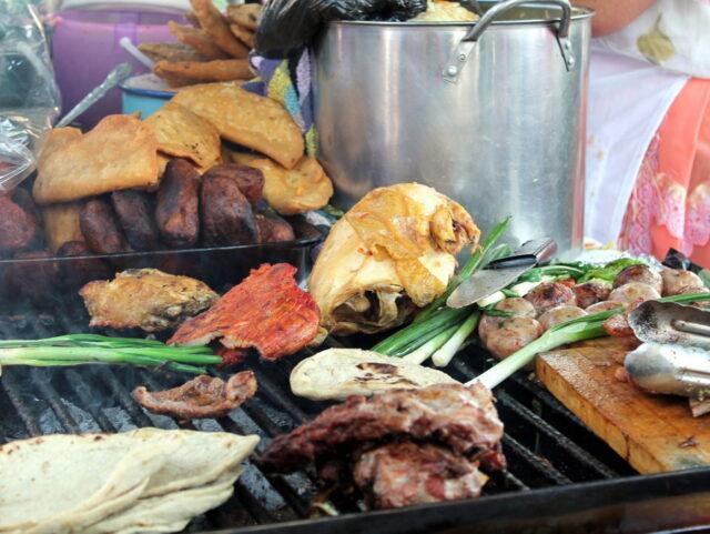 Carne Asada Guatemala