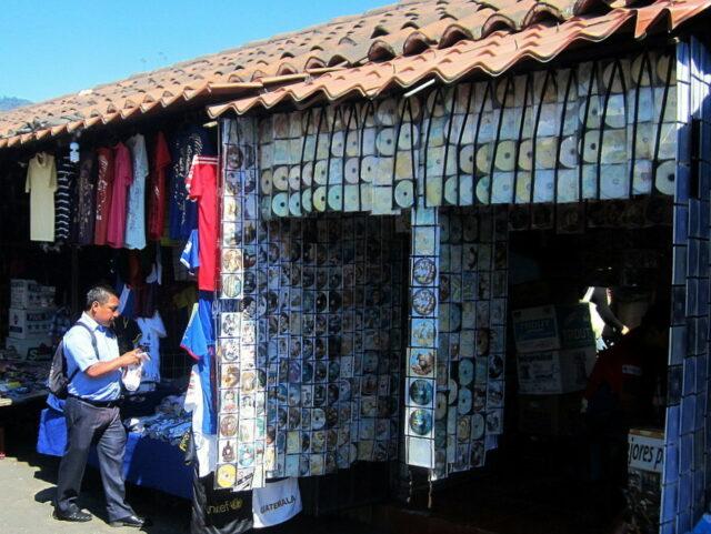 Mercado Antigua Guatemala