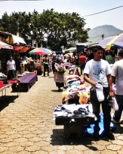 Antigua Guatemala Mercado