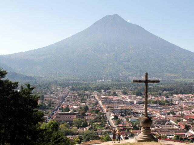 Antigua Guatemala Cerro de la Cruz