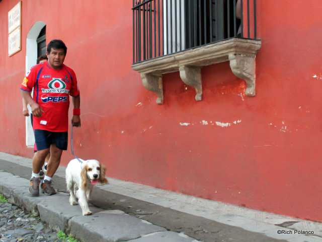 Antigua Guatemala Las Rosas Half Marathon