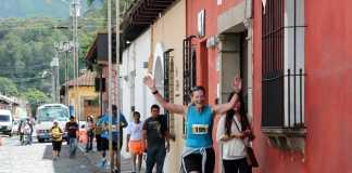 Things to do in Antigua Guatemala: Run a Half Marathon