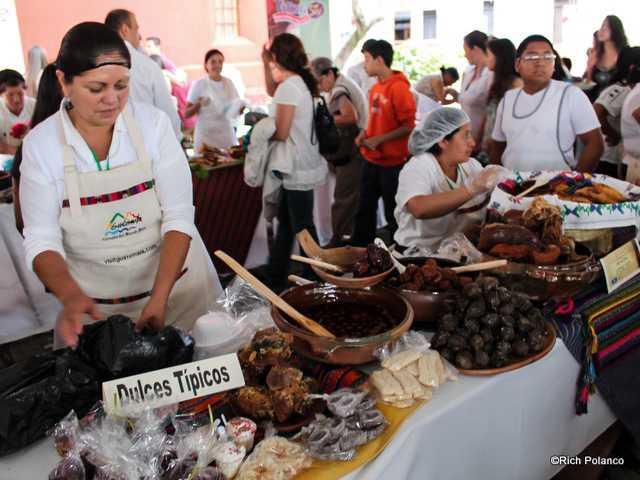 Gastronomy Festival Antigua Guatemala