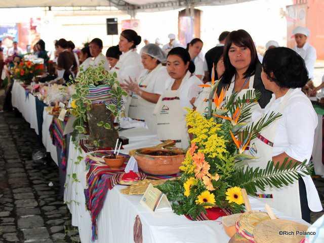 Festival de Gastronomía Antigua Guatemala
