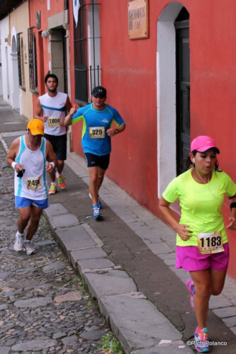Antigua Guatemala Half Marathon