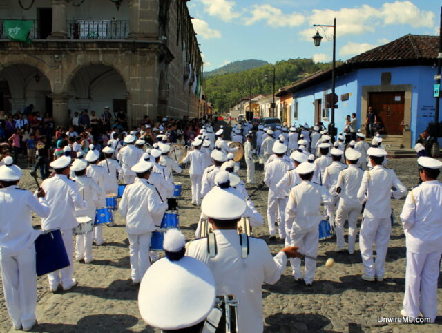 Antigua Guatemala Celebrations