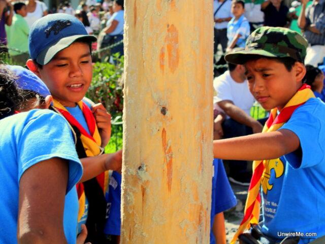 Guatemala Boy Scouts