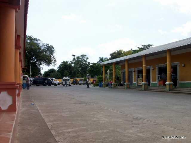 Tecun Uman bus terminal