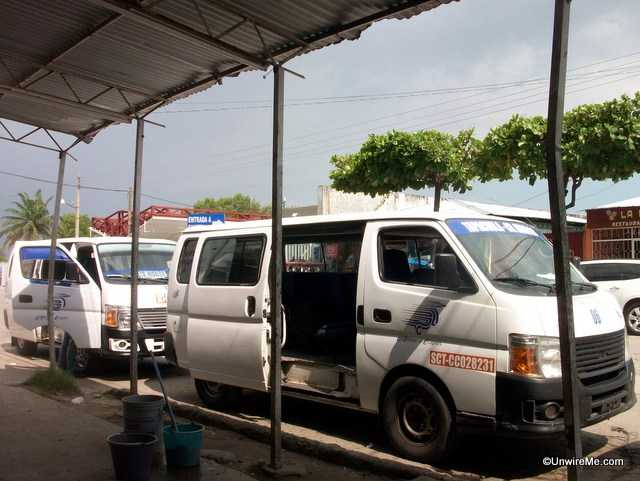 combi buses in mexico