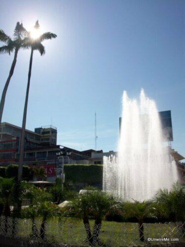 main plaza tapachula mexico