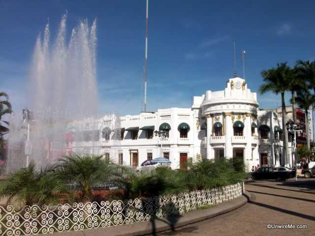 Municipal palace tapachula mexico