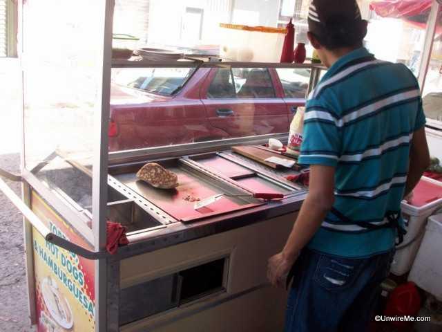 street food tapachula mexico