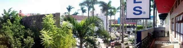 balcony view, tapachula