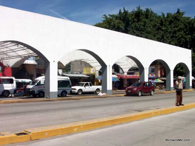 Tapachula mexico streets