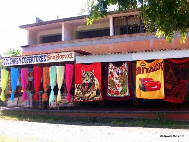 border shops in Mexico