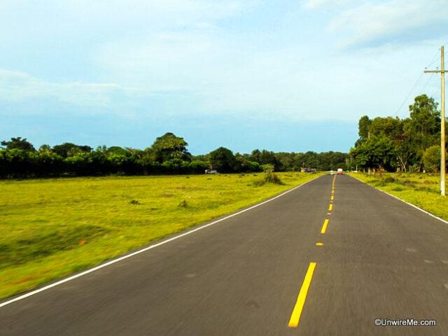 Road to El Escondite, Guatemala
