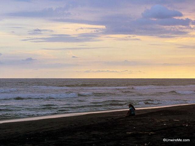 Guatemalan beach