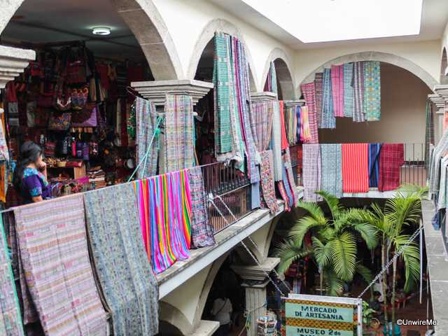 Handicrafts Market is Well Stocked with Quality Goods