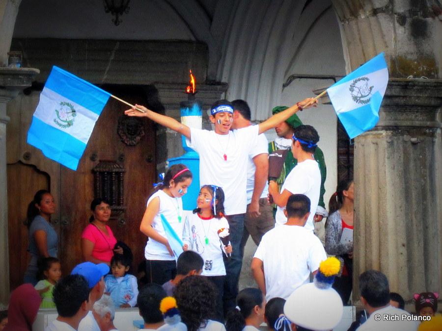Guatemala Pensionado Program