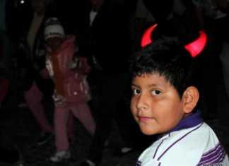 Quema del Diablo Guatemala