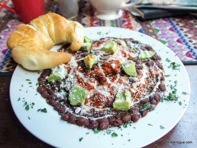 Panaderia y Cafe Santa Clara Antigua Guatemala