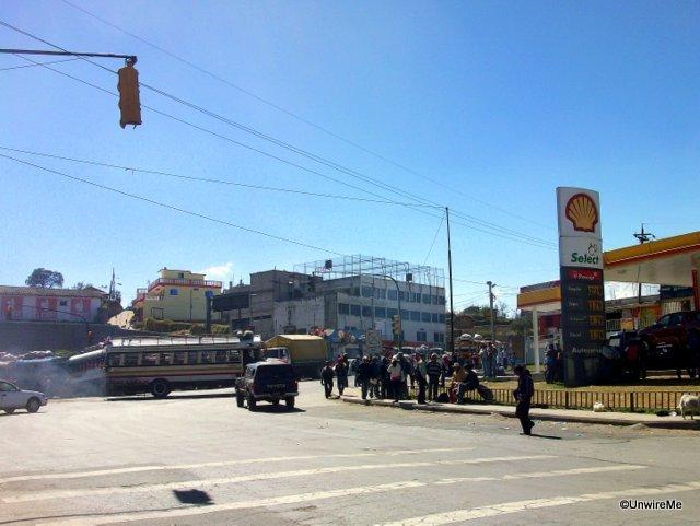 Cuatro Caminos, Guatemala