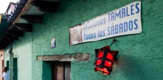 Antigua Guatemala Tamales