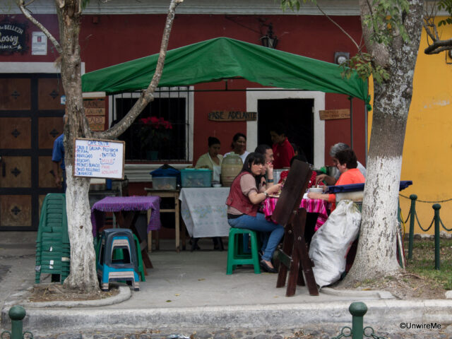 Cafe Tonita in Antigua Guatemala