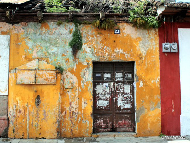 House in Antigua Guatemala